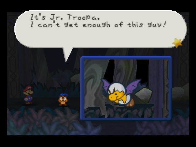 Paper Mario - Jr. Troopa - User Screenshot